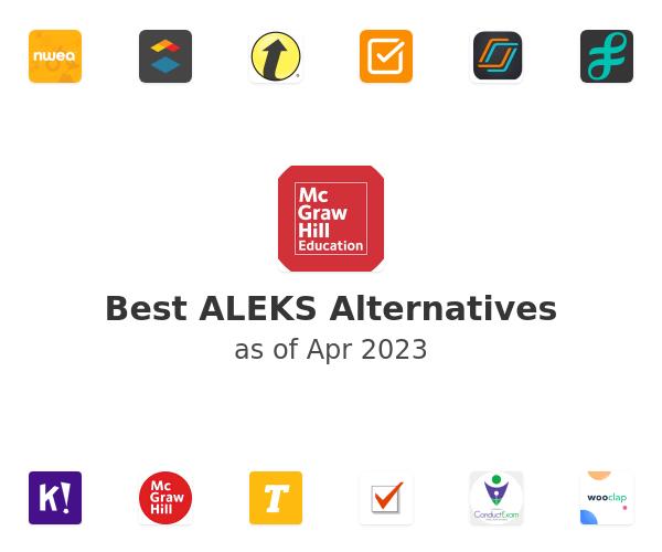 Best ALEKS Alternatives