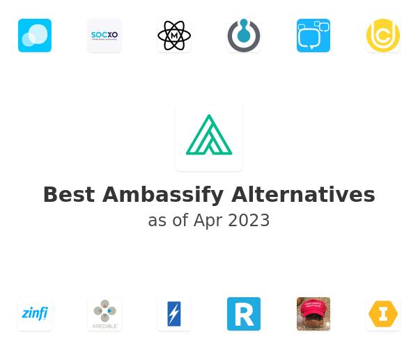 Best Ambassify Alternatives