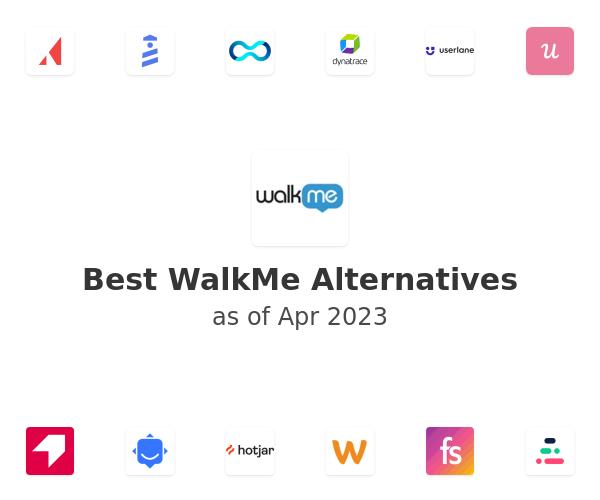 Best WalkMe Alternatives