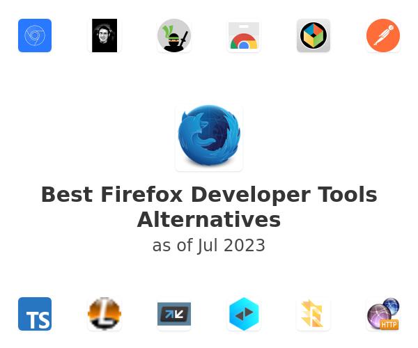 Best Firefox Developer Tools Alternatives