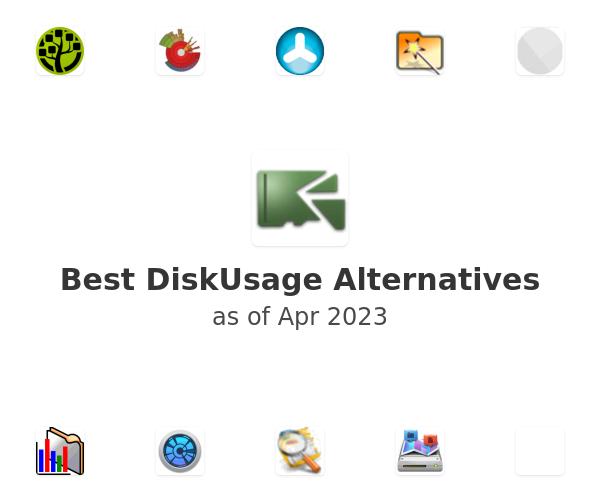 Best DiskUsage Alternatives