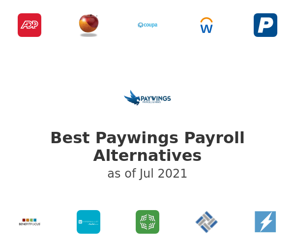 Best Paywings Payroll Alternatives
