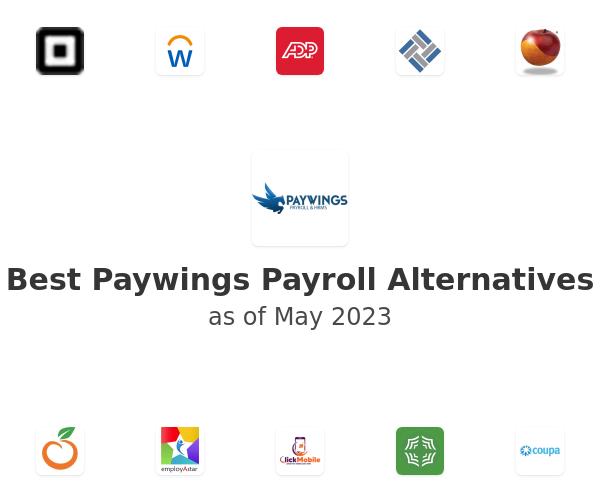 Best Paywings Payroll Alternatives