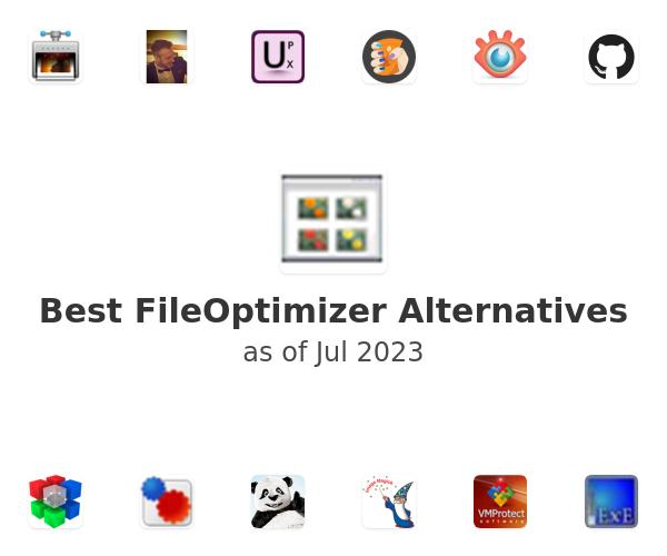 Best FileOptimizer Alternatives