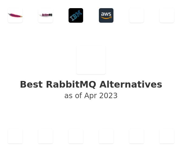 Best RabbitMQ Alternatives