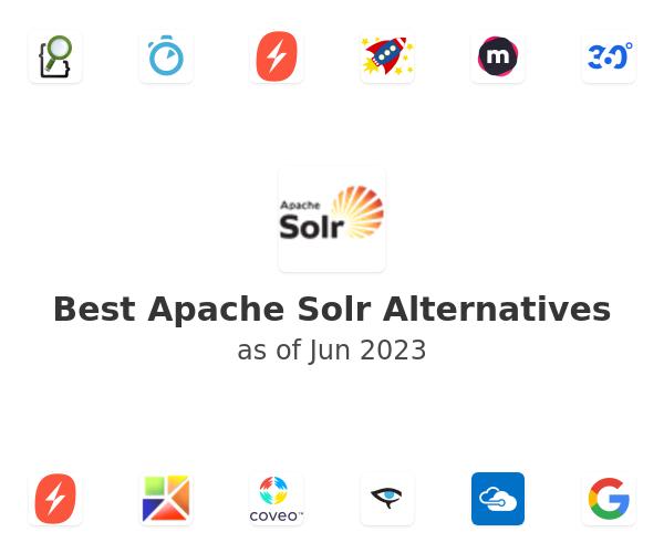Best Apache Solr Alternatives
