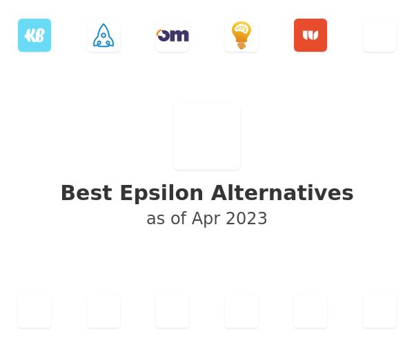 Best Epsilon Alternatives