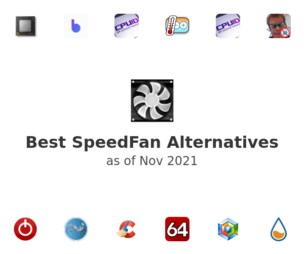 Best SpeedFan Alternatives