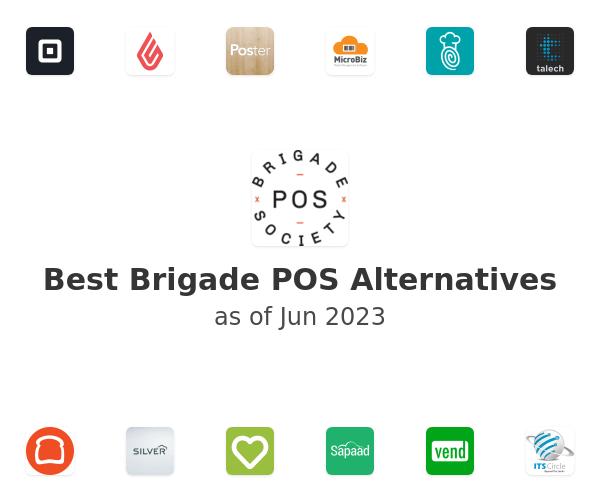 Best Brigade POS Alternatives