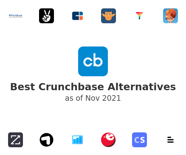 Best Crunchbase Alternatives