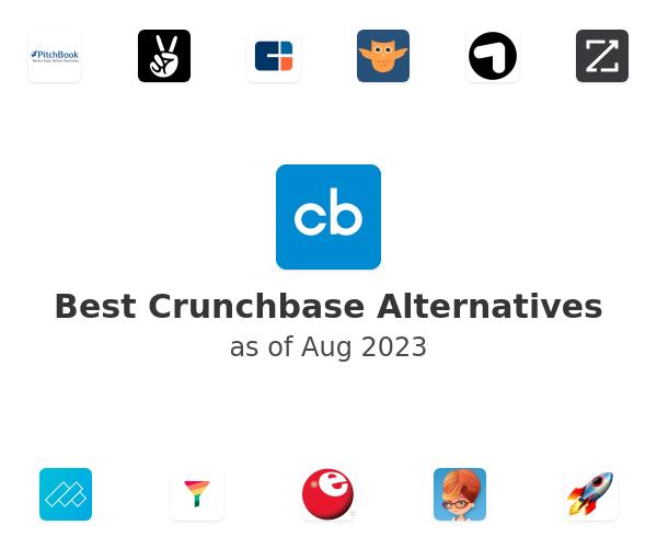 Best Crunchbase Alternatives