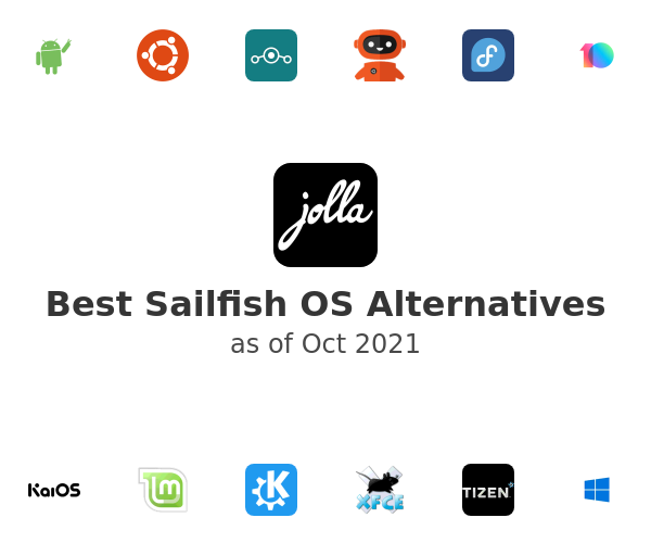 Best Sailfish OS Alternatives