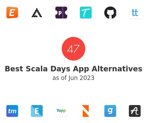 Best Scala Days App Alternatives