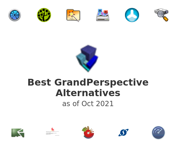Best GrandPerspective Alternatives