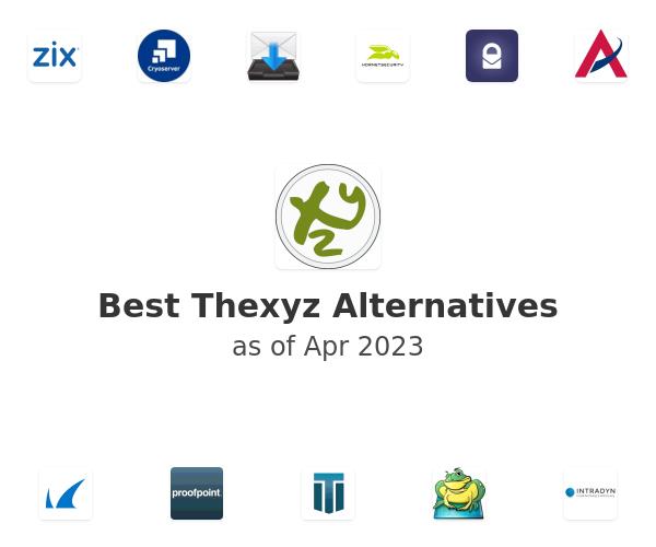 Best Thexyz Alternatives