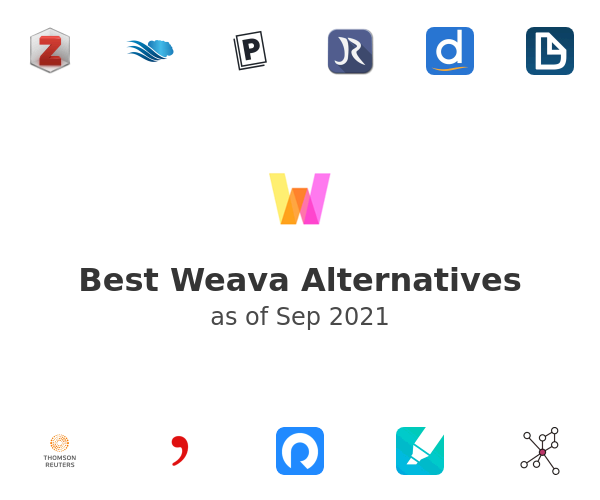 Best Weava Alternatives