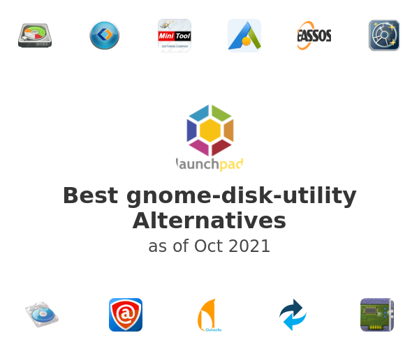 Best gnome-disk-utility Alternatives