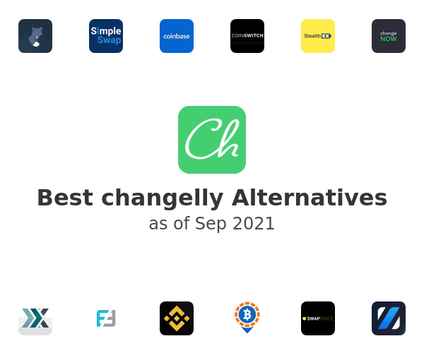 Best changelly Alternatives