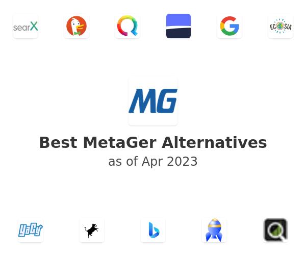 Best MetaGer Alternatives