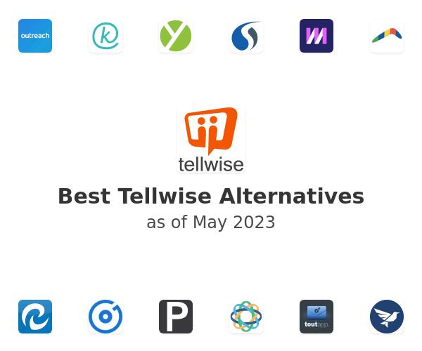Best Tellwise Alternatives