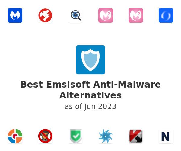 Best Emsisoft Anti-Malware Alternatives