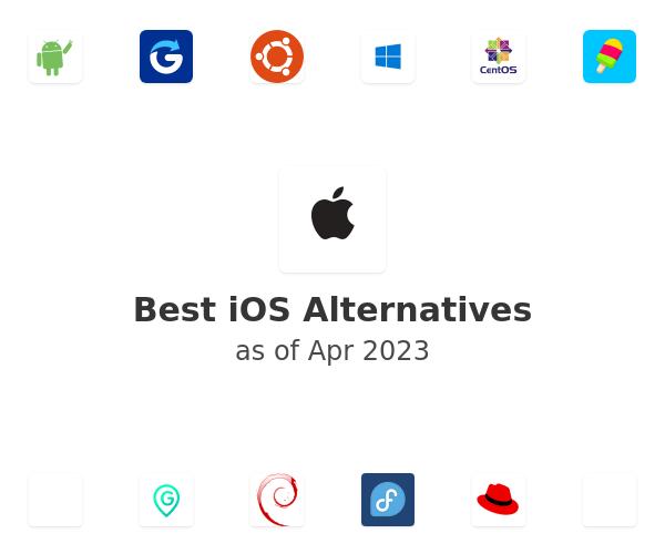 Best iOS Alternatives