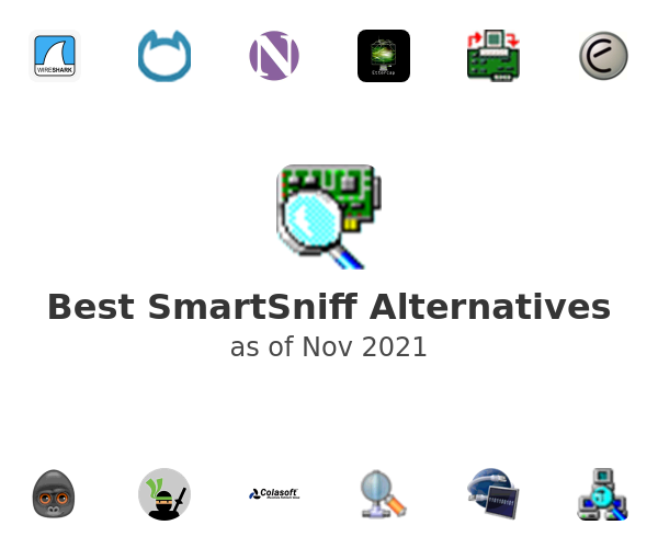 Best SmartSniff Alternatives