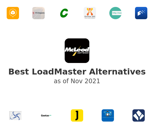 Best LoadMaster Alternatives