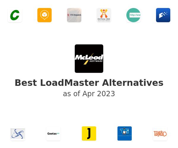 Best LoadMaster Alternatives