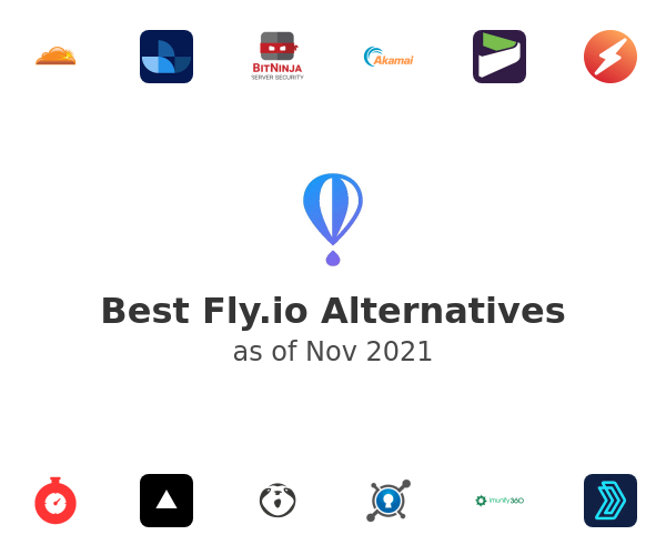 Best Fly.io Alternatives