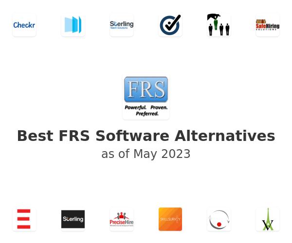 Best FRS Software Alternatives