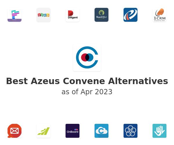 Best Azeus Convene Alternatives