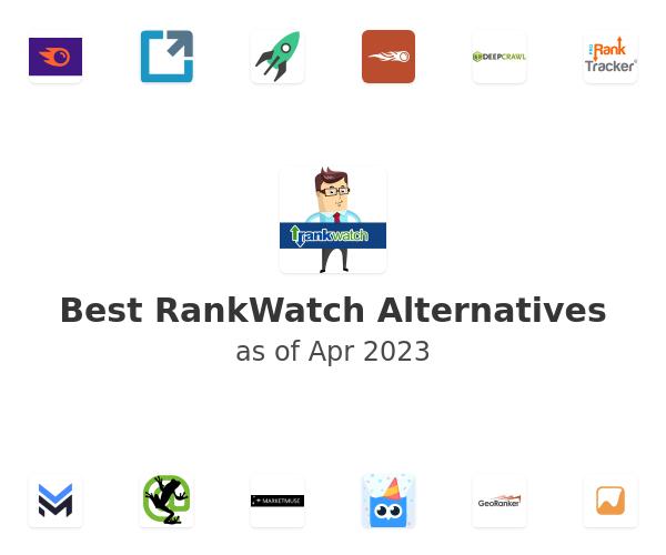 Best RankWatch Alternatives