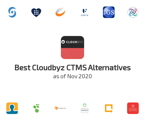 Best Cloudbyz CTMS Alternatives