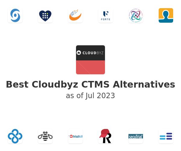 Best Cloudbyz CTMS Alternatives