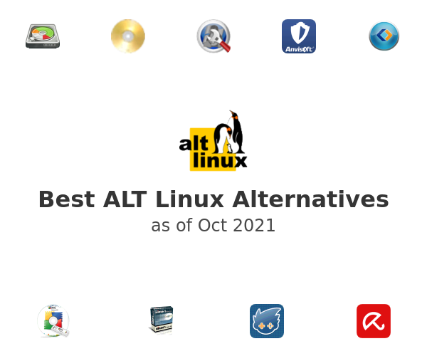 Best ALT Linux Alternatives
