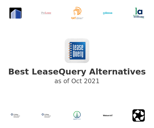 Best LeaseQuery Alternatives