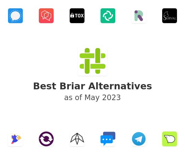 Best Briar Alternatives