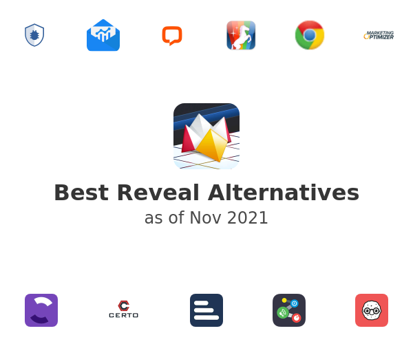 Best Reveal Alternatives