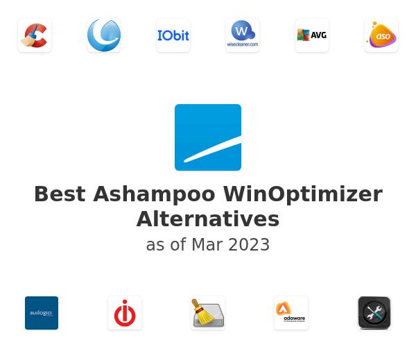 Best Ashampoo WinOptimizer Alternatives