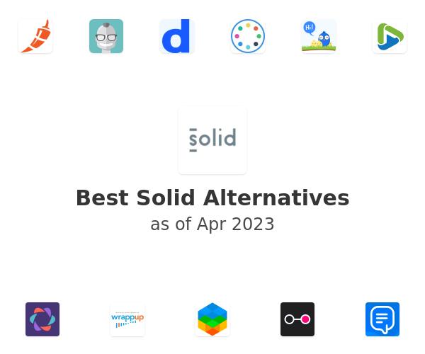 Best Solid Alternatives