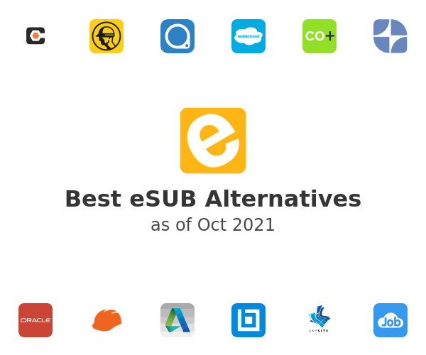 Best eSUB Alternatives