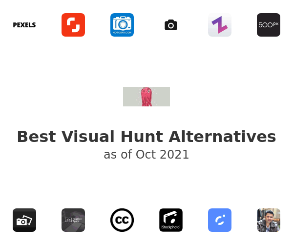 Best Visual Hunt Alternatives