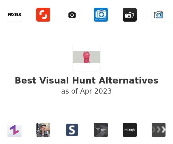 Best Visual Hunt Alternatives