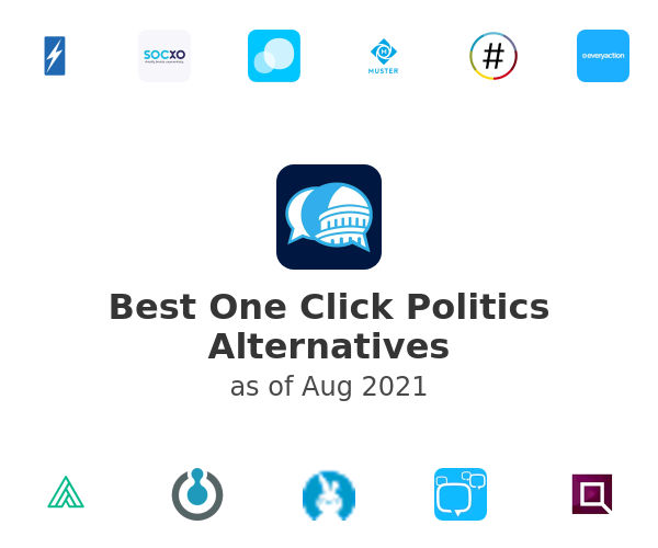 Best One Click Politics Alternatives