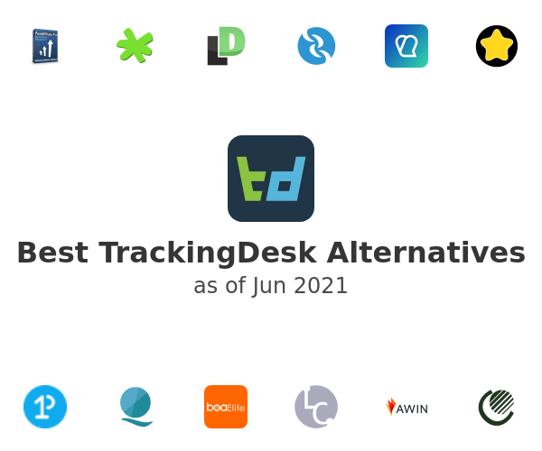 Best TrackingDesk Alternatives