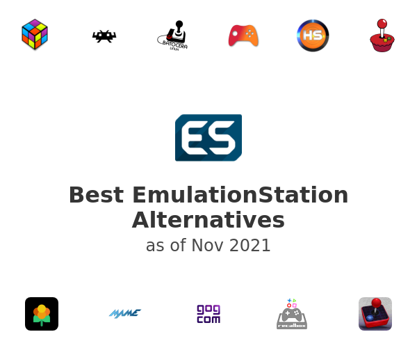 Best EmulationStation Alternatives