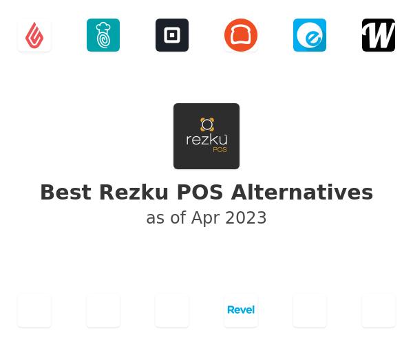 Best Rezku POS Alternatives