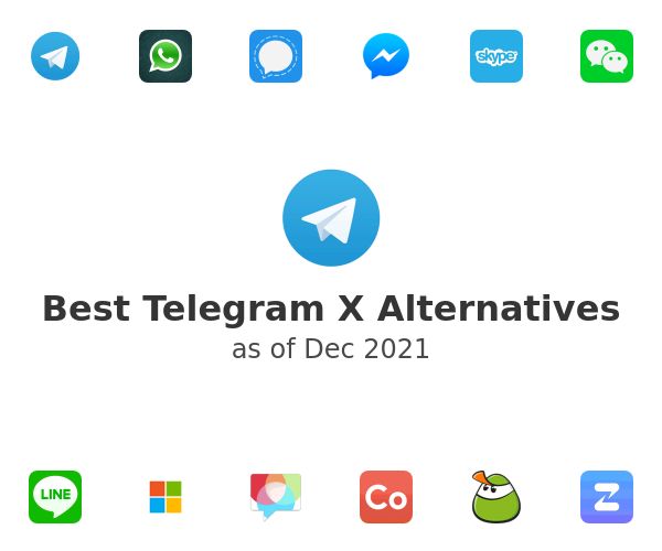 Best Telegram X Alternatives