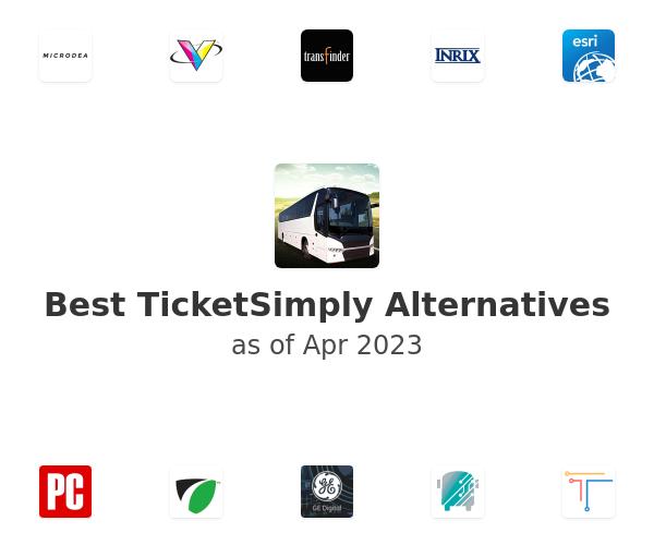 Best TicketSimply Alternatives